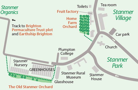 Fruit Factory map